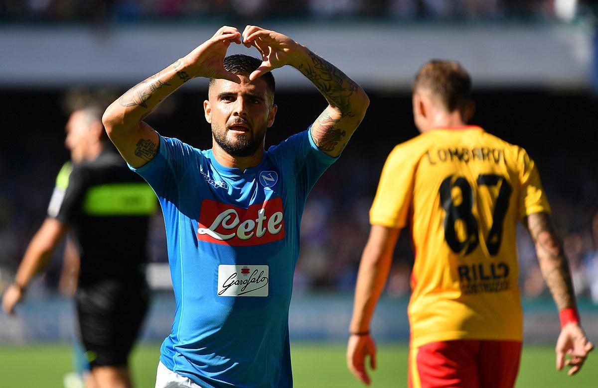 b1a2a50edf Serie A: kiütéssel nyert a Napoli, ismét győzött a Milan - NSO
